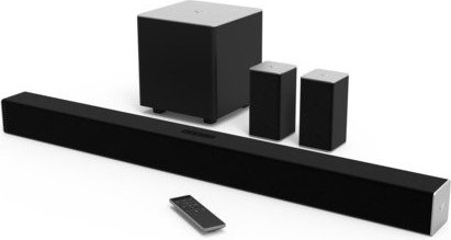VIZIO SB3851-C0 38-Inch 5.1 Channel Sound Bar with