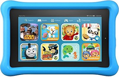 "Fire Kids Edition, 7"" Display, Wi-Fi, 16 GB,"